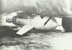 funkgesteuerte Bombe Fritz-X