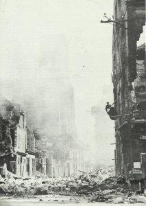 Soissons im August 1918