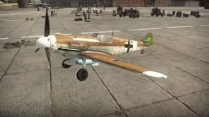 Bf 109G-2 in War Thunder