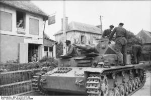 PzKpfw IV Ausf.C der 21. Panzer-Division