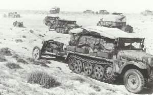 Zug der Panzerjäger-Abteilung 39