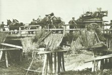 Rückzug deutscher Einheiten