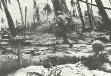 US-Marines auf Tarawa