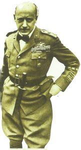 nationalistsiche italienische Dichter Gabriele D'Annunzio