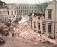 Bombenschäden an der Reichskanzlei