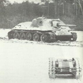 Goliath vs SU-85