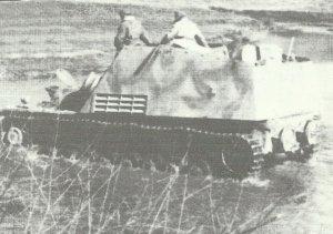 Hummel-Munitionsfahrzeug