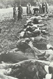 Opfer von Rotarmisten