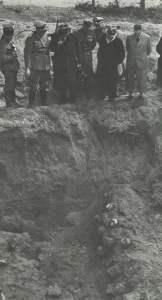 Massengrab Katyn