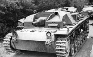 StuG III A/B Sturmartillerie-Batterie 640