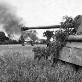 Gegenangriff in Ostpreußen