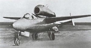 Prototyp He 162 V1