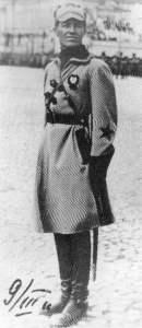 Offiziersanwärter der Roten Armee 1919