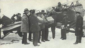 Luftpost Berlin-Weimar