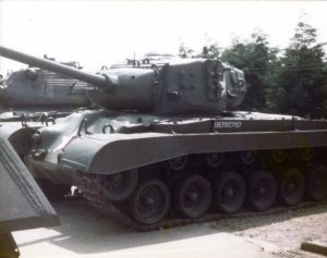 Pershing-Panzer