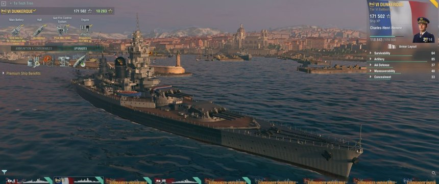 Dunkerque WoWs
