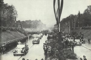 Hitler Einweihung Autobahn