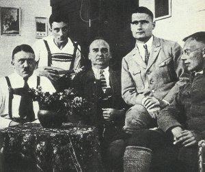 Hitler in Festungshaft