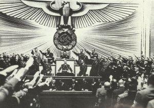 Reichstagsrede am 1. September 1939