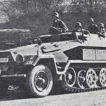 SdKfz 251 Ausf. A