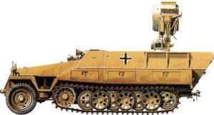 SdKfz 250/20 'Uhu'