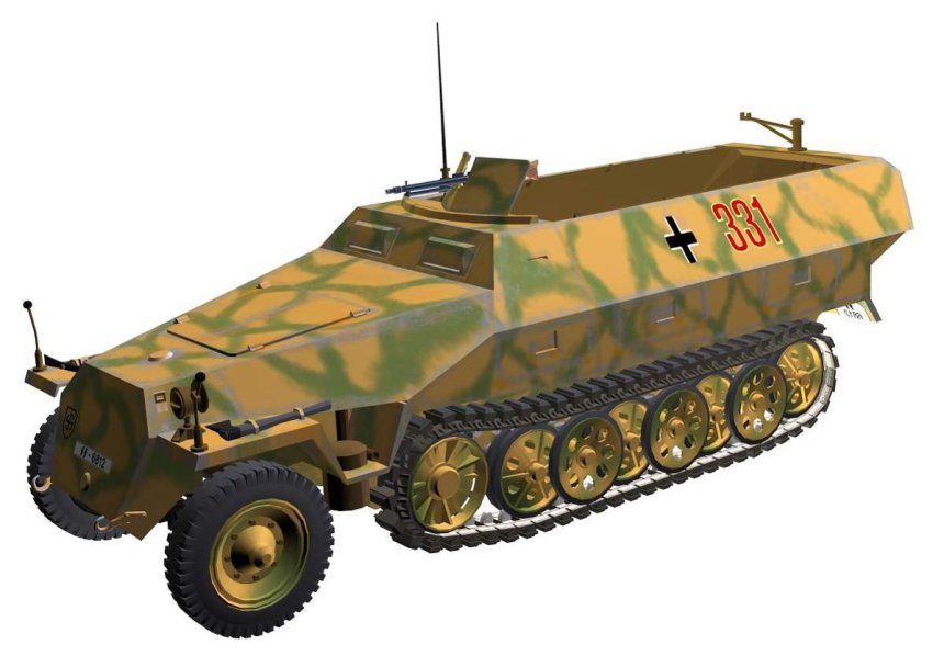 SdKfz 251