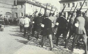 'Rote Armeen' in Deutschland