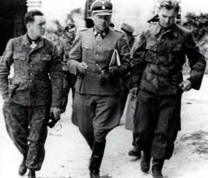 Führer der Hitlerjugend-Division