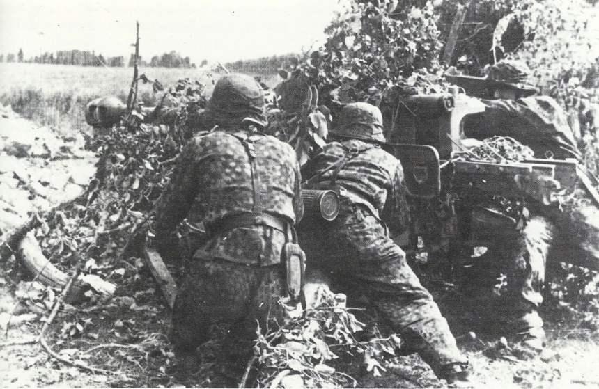 7,5-cm Pak 40 der Hitlerjugend-Division