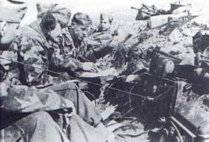 SS-Fallschirmbataillon 399 jagt Tito