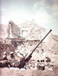 Bofors-Flak Monte Cassino