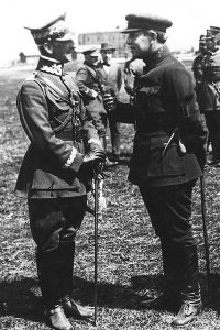 Polnischer General und ukarinischer Führer