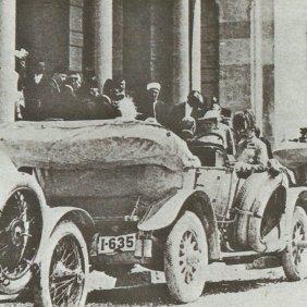 Ferdinand Sarajewo Rathaus Kolonne