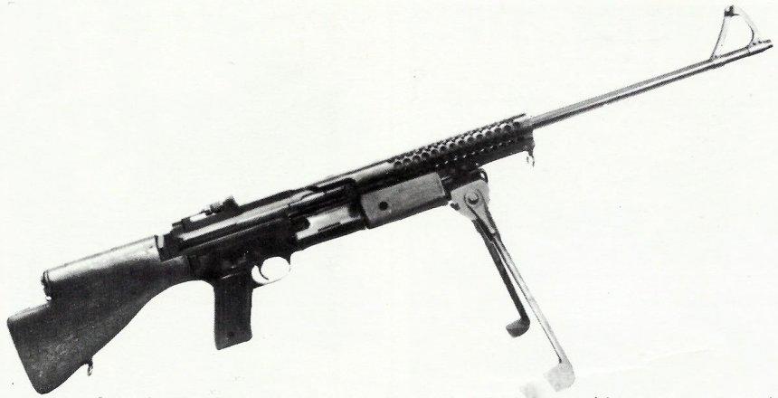 Johnson M1941 Maschinengewehr