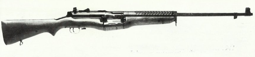 Johnson Automatic Rifle Modell 1941