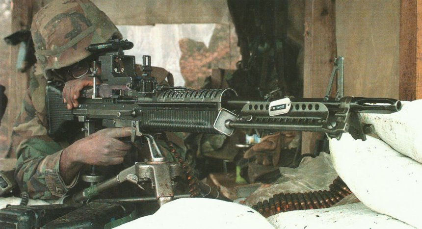 M60 Maschinengewehr