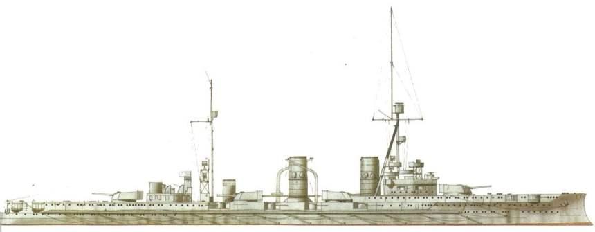 Panzerkreuzer Blücher