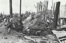 US-Marines auf Saipan