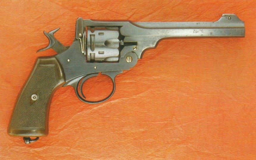 Webley .455in Mk VI