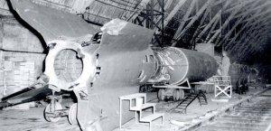 Fabrikationseinrichtung für V-2