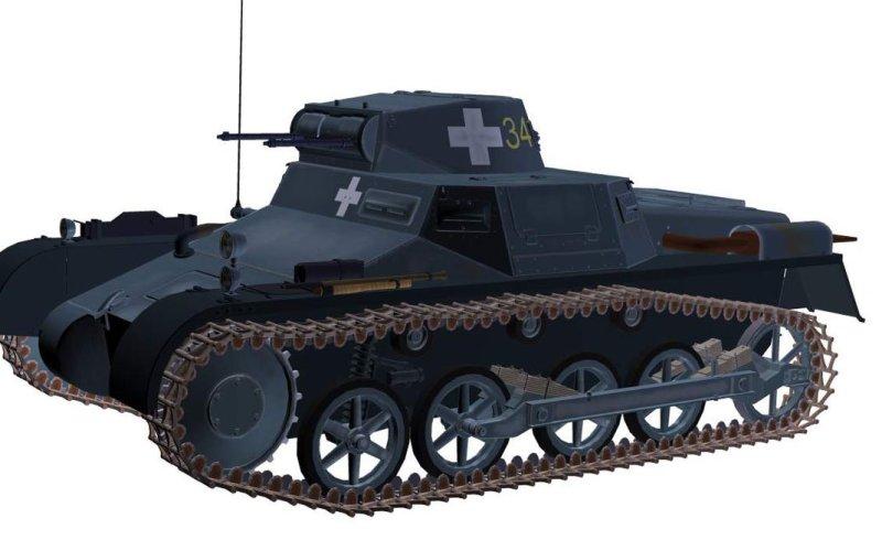 PzKpfw I