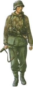 Panzergrenadier des Heeres 1944