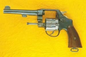 Smith&Wesson M1917 'Army' ausgekippter Trommel
