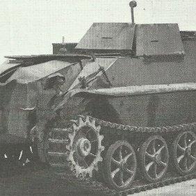 Schwerer Ladungsträger SdKfz 301 Ausf.C