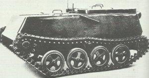 Minenräumwagen Borgward BII