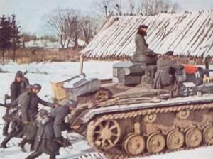 Panzer vor Moskau