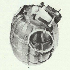 Handgranate No. 36M