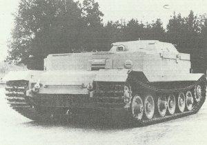Bergepanzer Tiger(P)