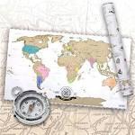 Scratch Map kaufen