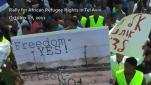 "Videostill aus: ""Israels New Racism"""